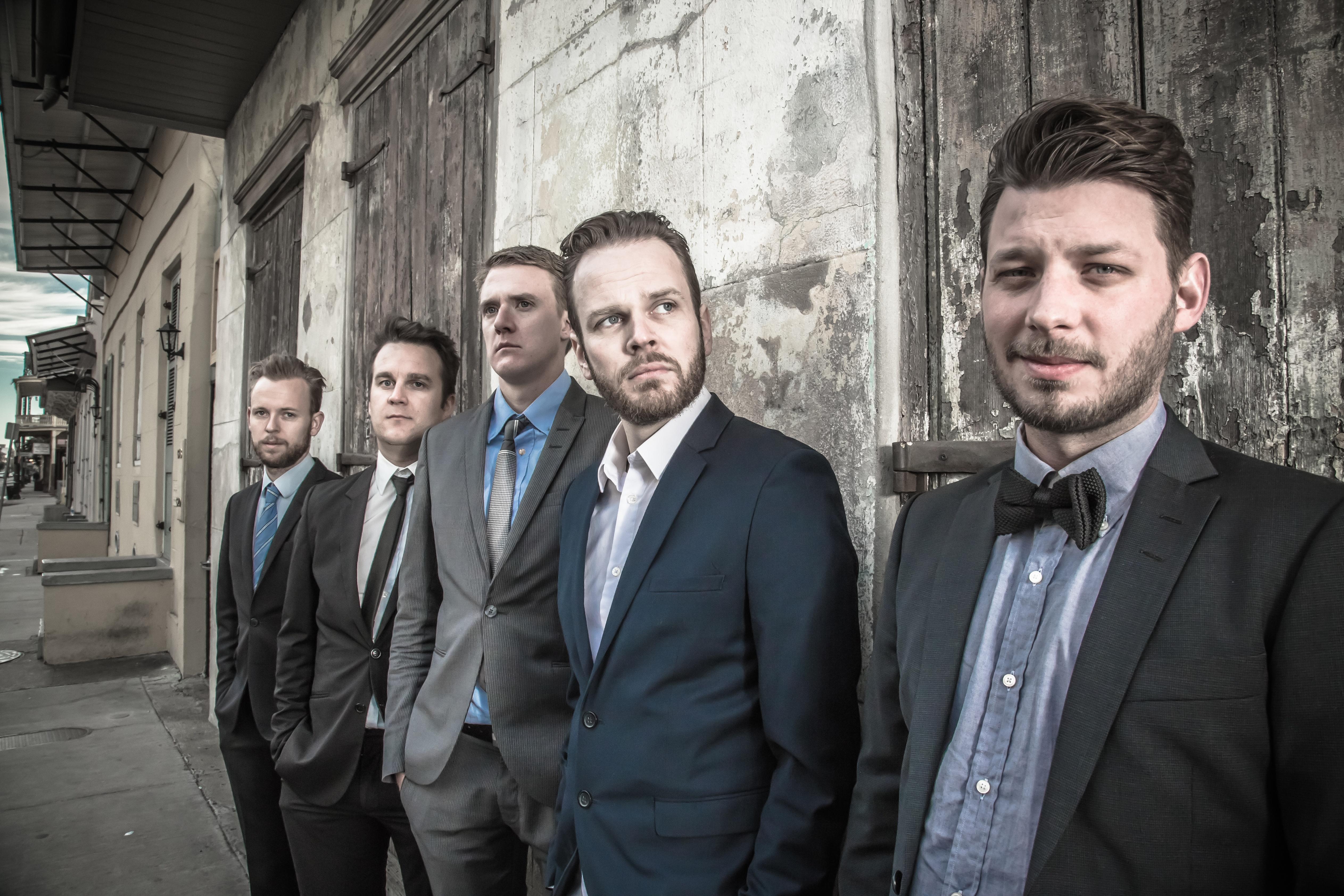 Jazz Five pressefoto 2014 (1)