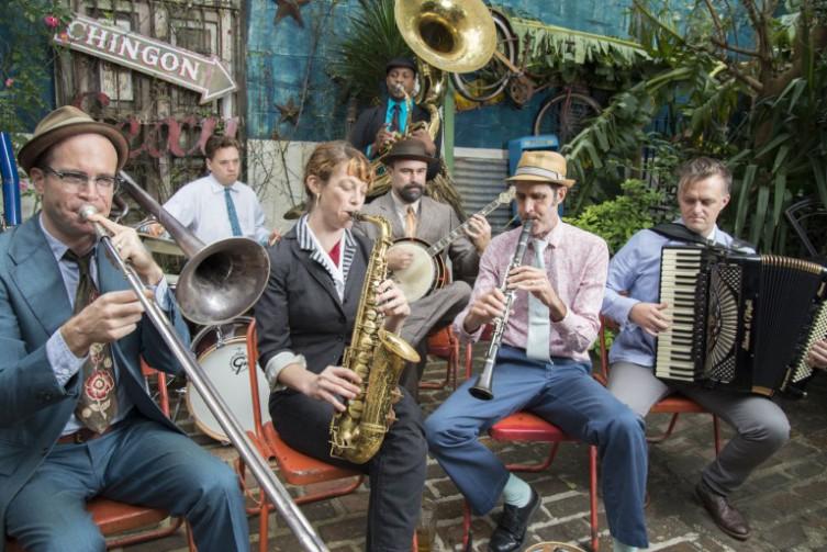 Fringe Jazz Festival