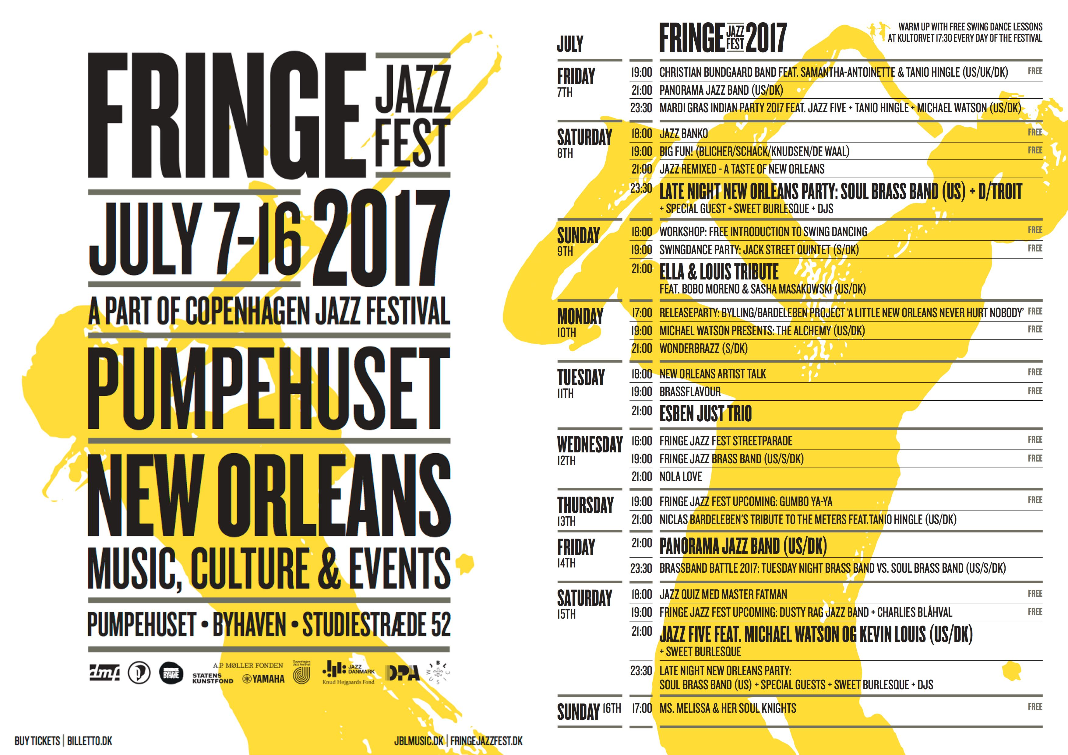 new orleans jazz fest chat with stranger